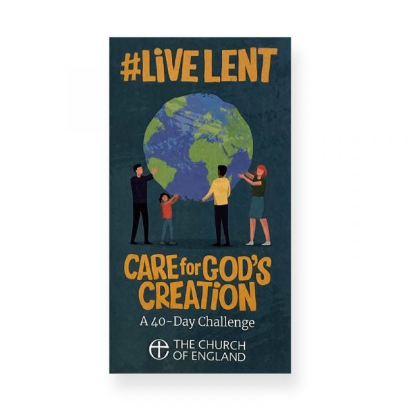 LiveLent Care for Gods Creation 40-day challenge