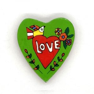Love mini plaqu 1 fair trade 34