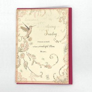 Mothering Sunday card 70