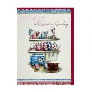 Mothering Sunday card 72