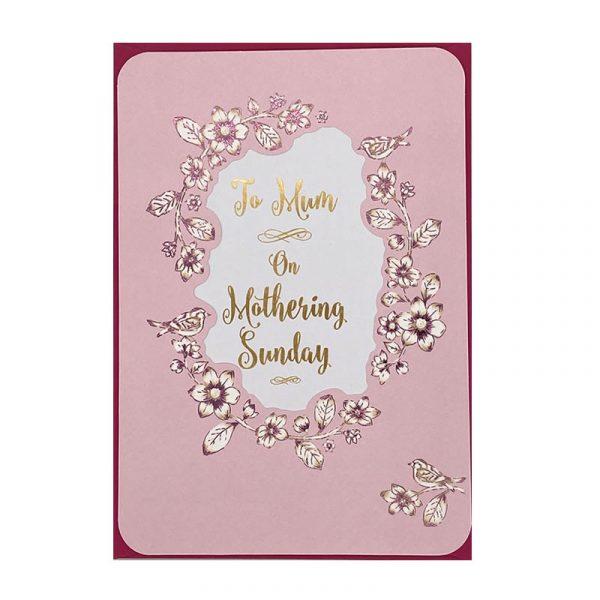 Mothering Sunday card 74