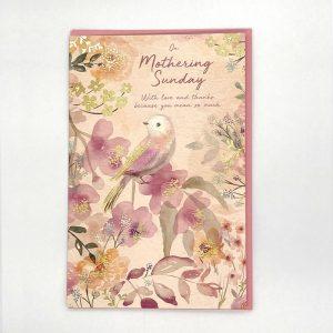 Mothering Sunday card