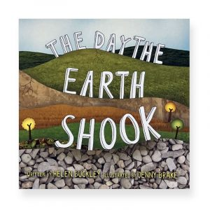 The Day the Earth Shook - Easter Story Book