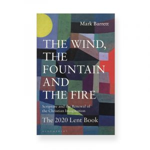The Wind, The Fountain and The Fire by Mark Barrett