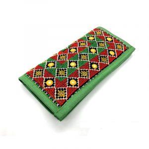 fair trade clutch purse