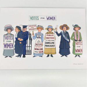 suffragette poster