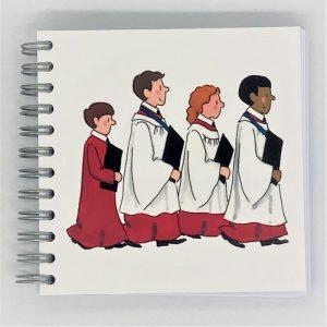 Chorister Notebook