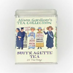 Suffragette tea