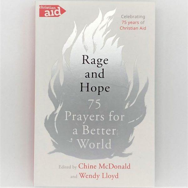Rage and Hope prayer book