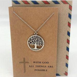 encircled tree of life