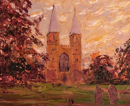 'From Russia with Art' at Southwell Minster