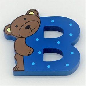 Letter: B