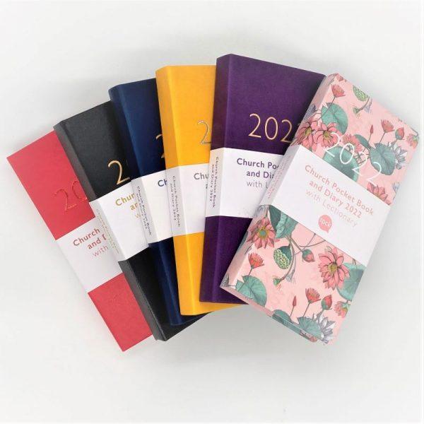 Church Pocket Book & Diary 22