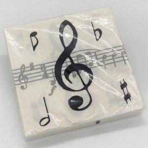 Music Napkin