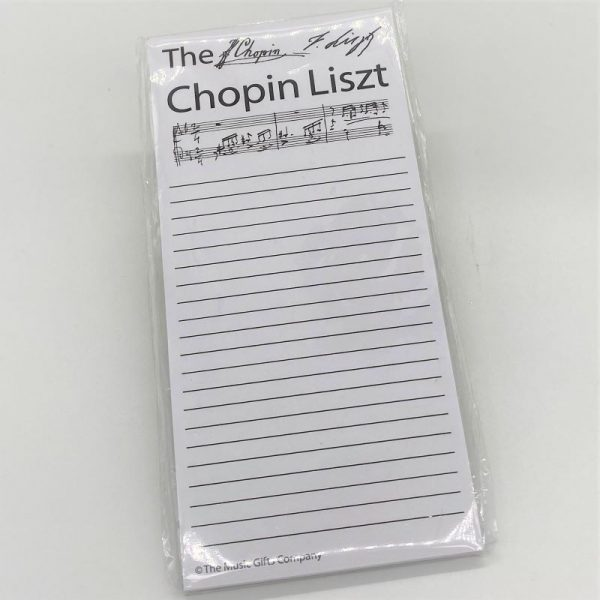 The Chopin Liszt