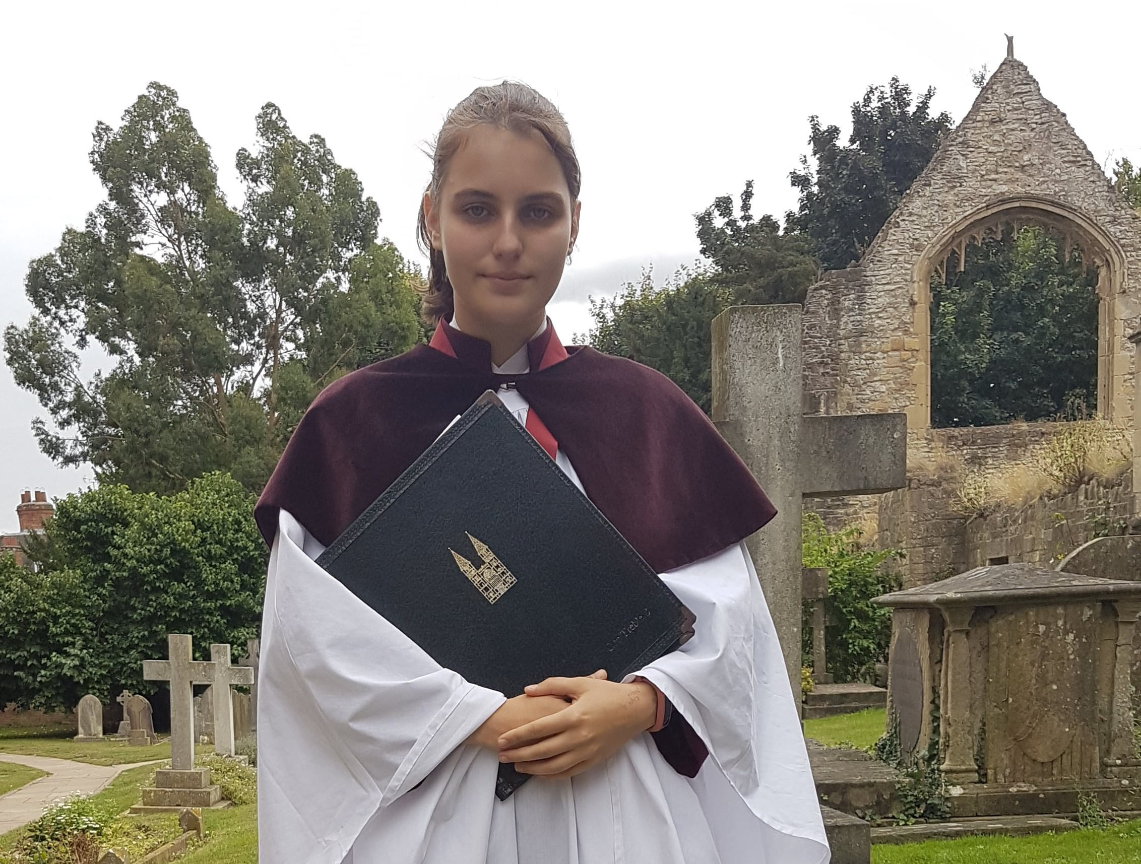 Southwell Minster appoints first head girl chorister in its 1,000 year history